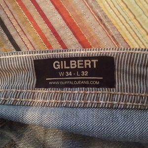 Men's David Britton Jeans
